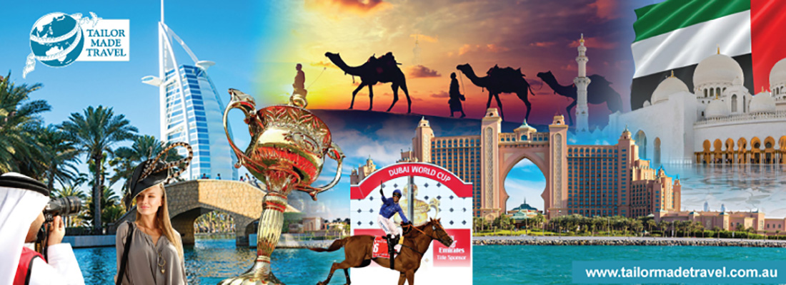 Visit the Dubai World Cup in 2020